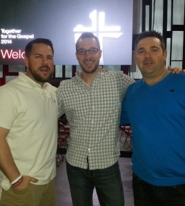 Brian, me, and Brandon