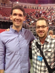 "Matt Chandler - He's 6'5""!"
